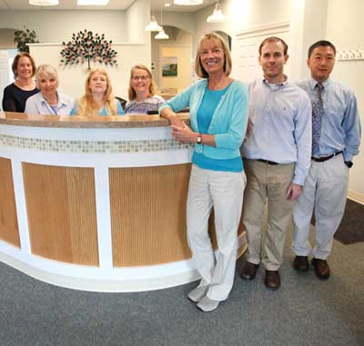 Your Total Health Team at Brown Chiropractic!